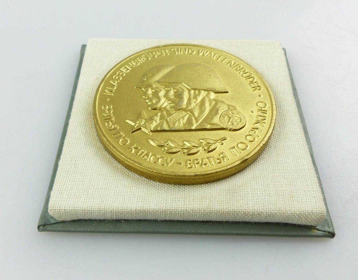 #e5273 Medaille Sportfest der Waffenbrüderschft ASV Armeesportvereinigung DDR