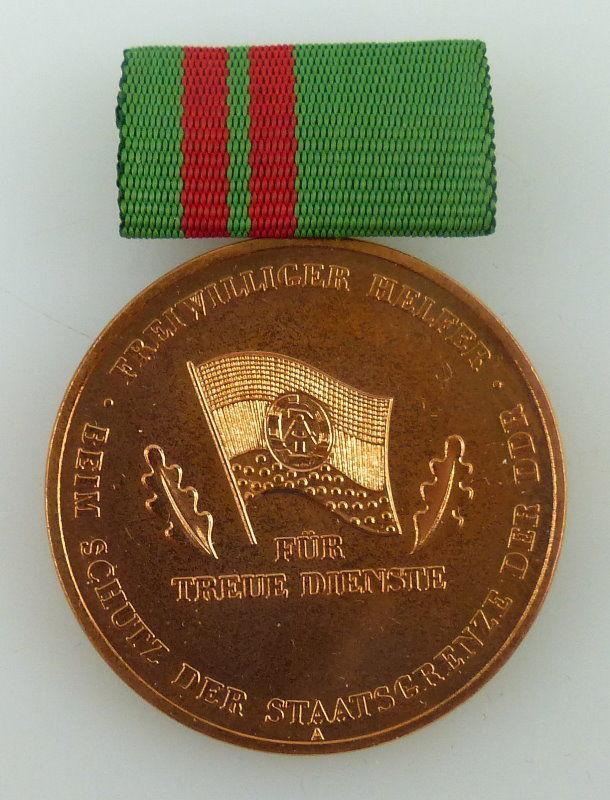 10 Jahre treue Dienste freiwilliger Helfer Schutz der Staatsgrenze DDR Orden2304
