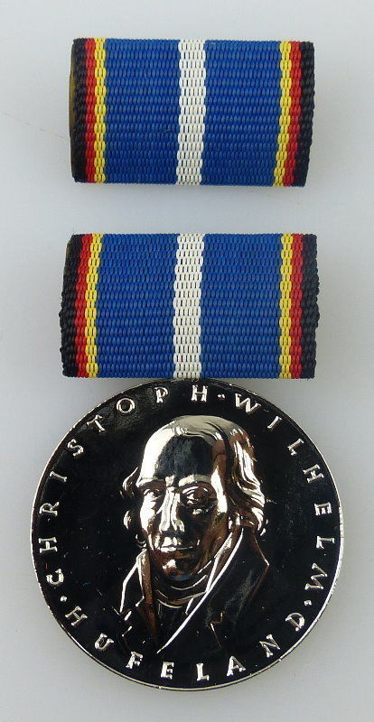 Hufeland Medaille in Silber, Buntmetall vgl. Band I Nr. 167 d, Orden2302