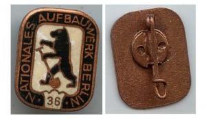 DDR Nationales Aufbauwerk Berlin 1956-1960