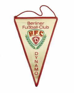 #e6051 Original DDR Wimpel Berliner Fußball-Club BFC Dynamo