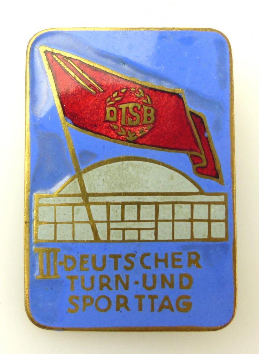 Abzeichen: DTSB III. Deutscher Turn- und Sporttag e1486
