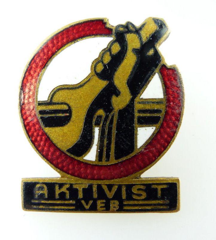 Abzeichen: Aktivist VEB e1129