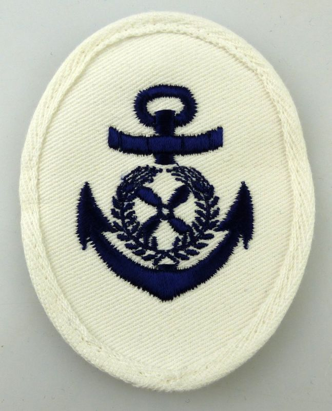 Aufnäher: Seestreitkräfte Volksmarine Maat / Marineflieger, Orden2900