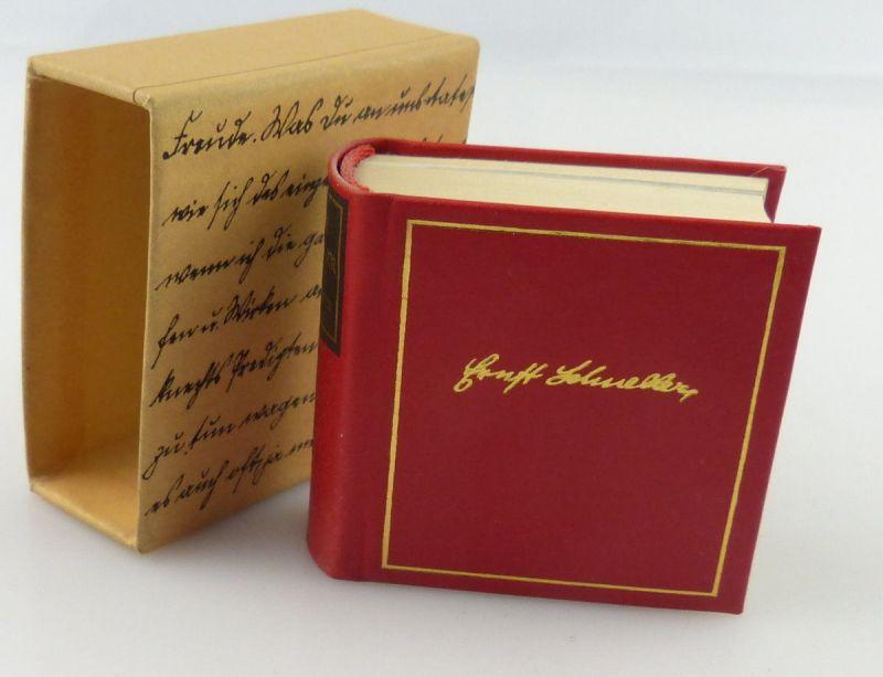 Minibuch : Ernst Schneller Biographie, Dietz Verlag Berlin 1981 /r636