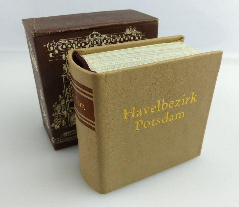 Minibuch: Havelbezirk Potsdam Offizin Andersen Nexö e079