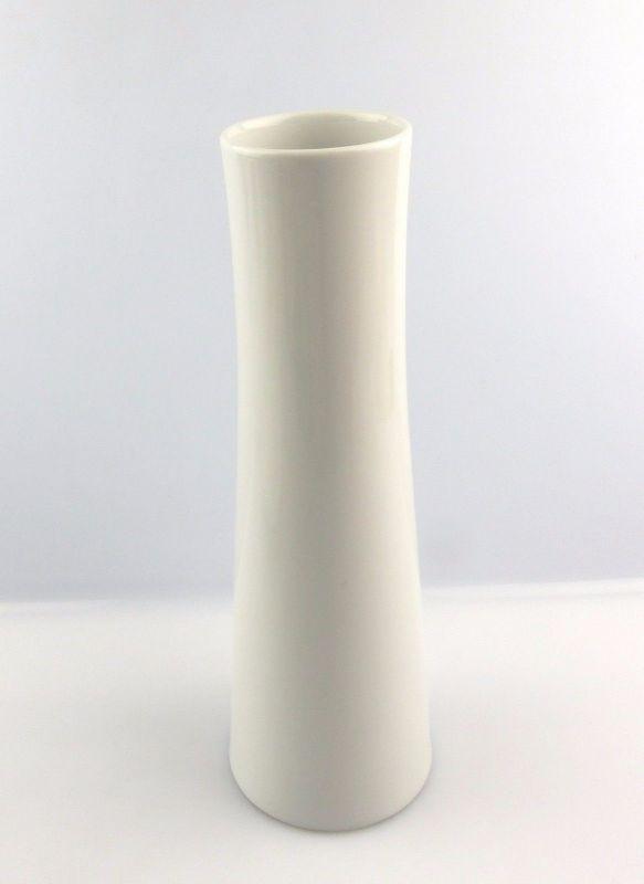#e5230 Große Wallendorf Porzellan Vase weiß zeitlos schön