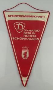 Wimpel: Sportgemeinschaft Dynamo Berlin Hohenschönhausen, Orden1937