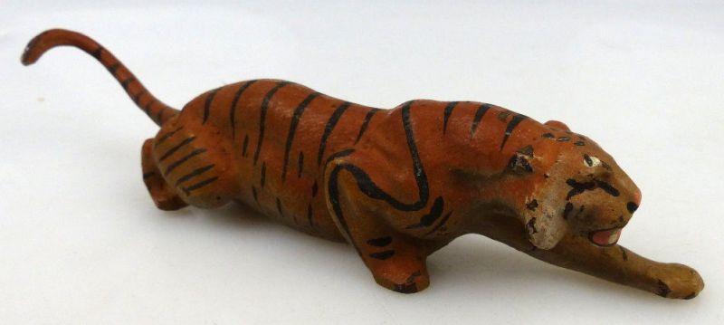Altes Lineol Tier: Tiger (linol145)