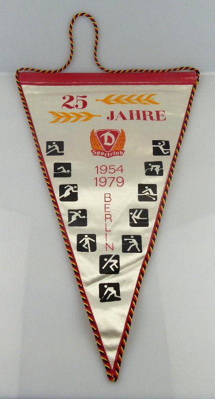Wimpel: 25 Jahre Dynamo Sportclub Berlin 1954-1979, Orden1935