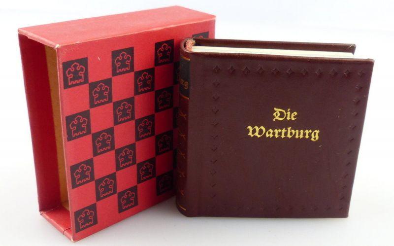 Minibuch : Die Wartburg, Union Verlag Berlin 1984 /r602