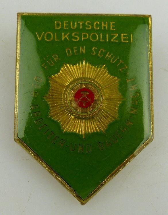 Medaille: Deutsche Volkspolizei VP Für den Schutz der Arbeiter-und-Ba, Orden1657
