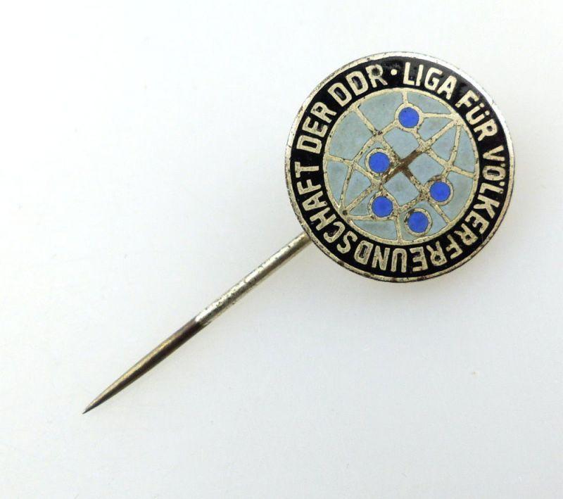 #e5003 Anstecknadel: Liga für Völkerfreundschaft der DDR Band X Nr. 851 a
