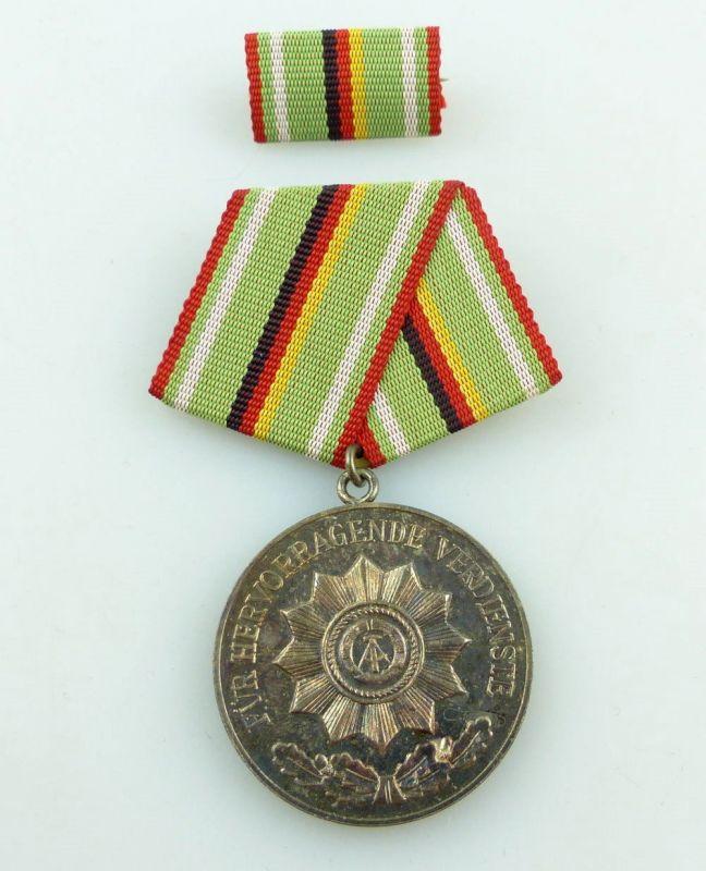 #e3116 Verdienstmedaille der Organe des MdI in Silber vgl. Band I Nr.212b 1980
