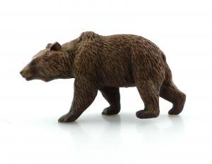 E9393 Altes Masse Tier wohl Lineol Bär Braunbär