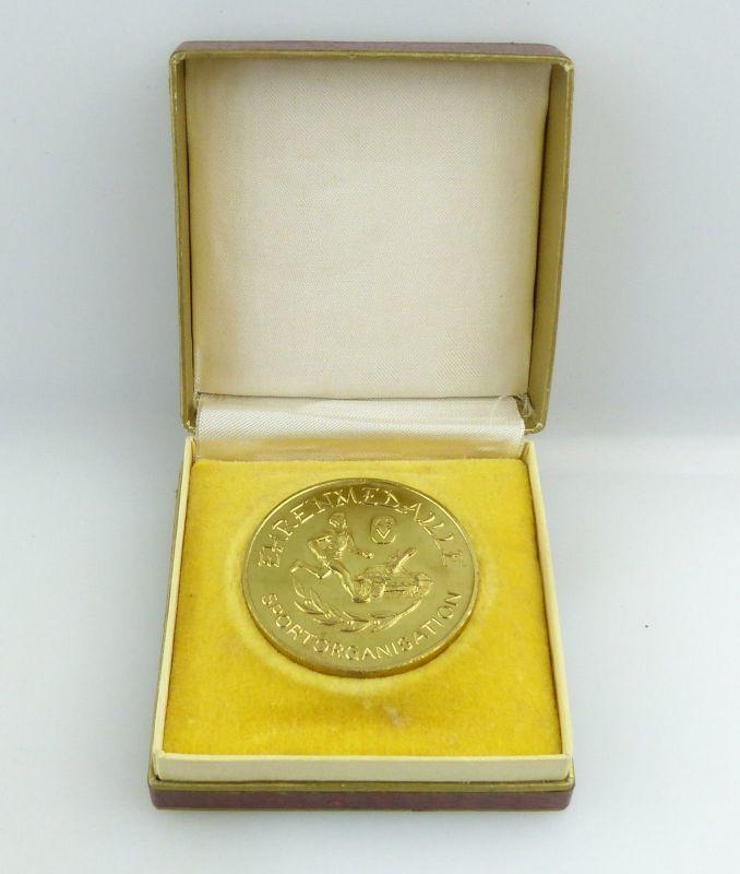 E9525 Ehrenmedaille ASV Sportorganisation Armeesportvereinigung Vorwärts