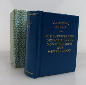 Minibuch: Die Entwicklung des Sozialismus von der Utopie zur Wissenschaft bu0292