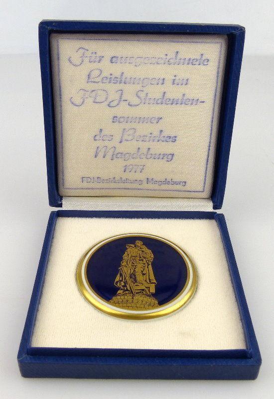 Medaille: Für ausgezeichnete Leistungen FDJ Studentensommer Magdeburg, Orden2224