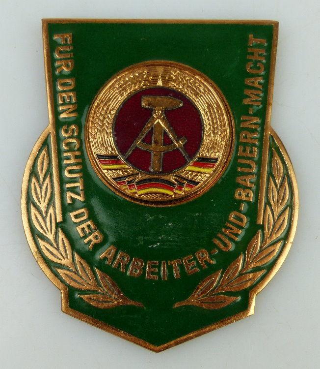 Medaille: DDR Für den Schutz der Arbeiter und Bauern Macht, Orden1774