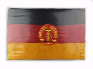 #e7009 Original alte DDR PKW Fahne Standarte ohne Stange