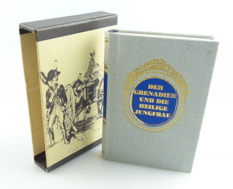 Minibuch : Der Grendier und die Heilige Frau, Militärverlag der DDR 1986 /r657 0
