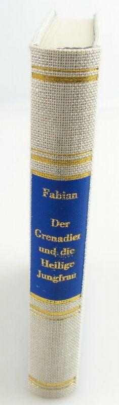 Minibuch : Der Grendier und die Heilige Frau, Militärverlag der DDR 1986 /r657 1