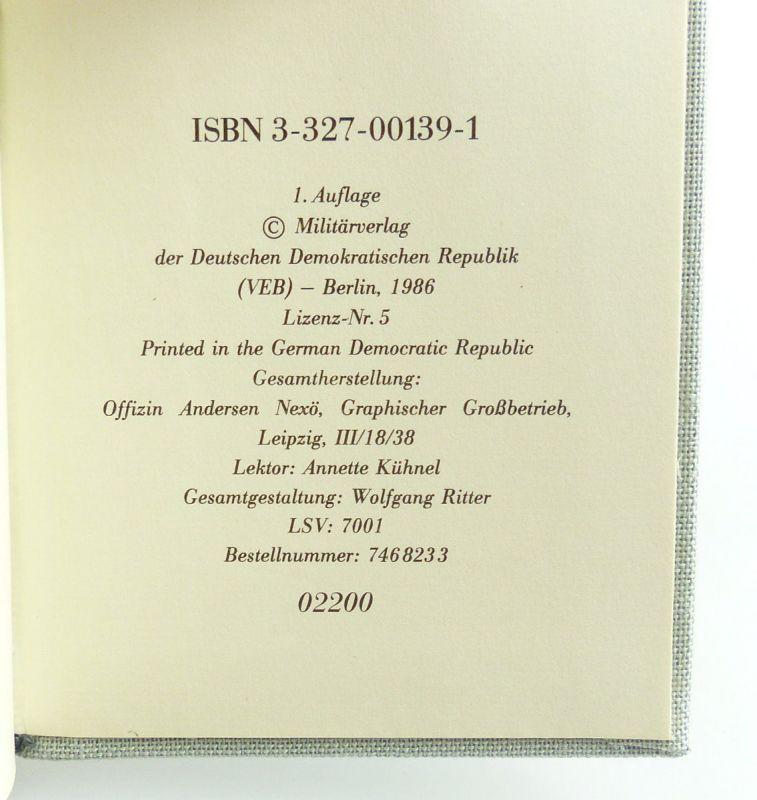 Minibuch : Der Grendier und die Heilige Frau, Militärverlag der DDR 1986 /r657 4