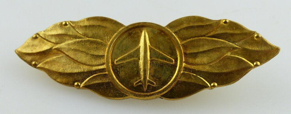 Ehrenspange treue Dienste in der zivilen Luftfahrt vgl. Band I Nr. 186c, Ord3150 3