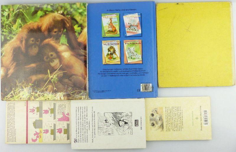 7 Kinderbücher: Mutter und Kind Tierreich, Findelkind vom Watt, Huppdiwupp e848 1