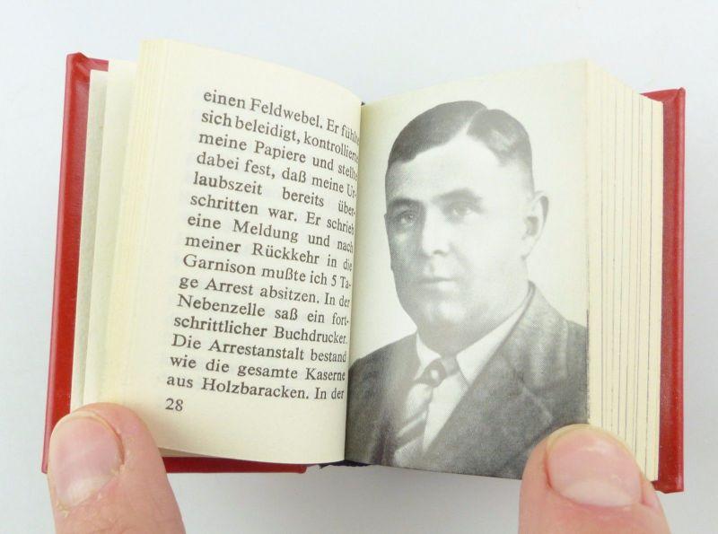 #e5434 Minibuch: Max Chrisiansen Clausen Der Funker Dr. Richard Sorges 5