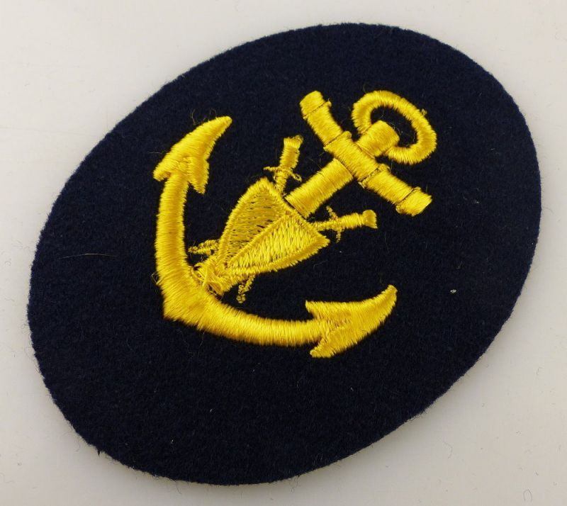 Aufnäher: Seestreitkräfte Volksmarine Maat / Militärjustizorgane, Orden2881 1