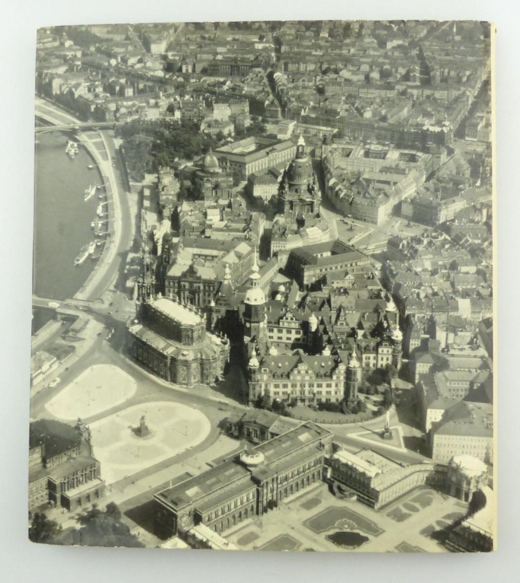 #e8654 Buch Dresden - Vision & Erinnerung mit 90 Abbildungen von 1965 1