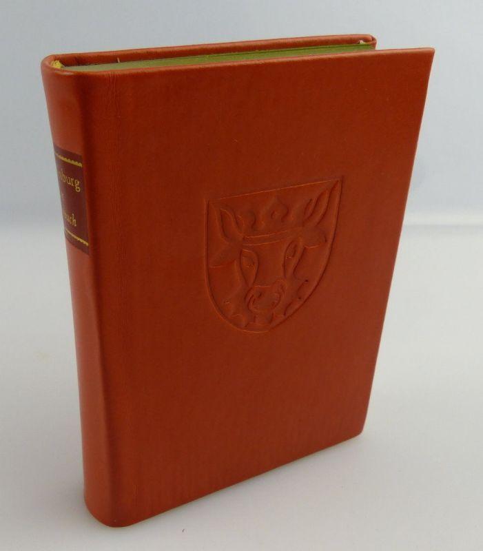 Minibuch: Mecklenburg - ein Gästebuch VEB Hinstorff Verlag e016 0