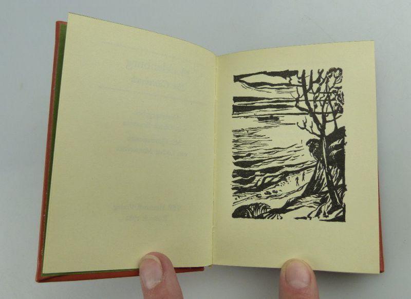 Minibuch: Mecklenburg - ein Gästebuch VEB Hinstorff Verlag e016 3