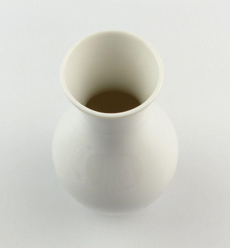 #e4844 Hübsche kleine Porzellan Vase von Wallendorf 3