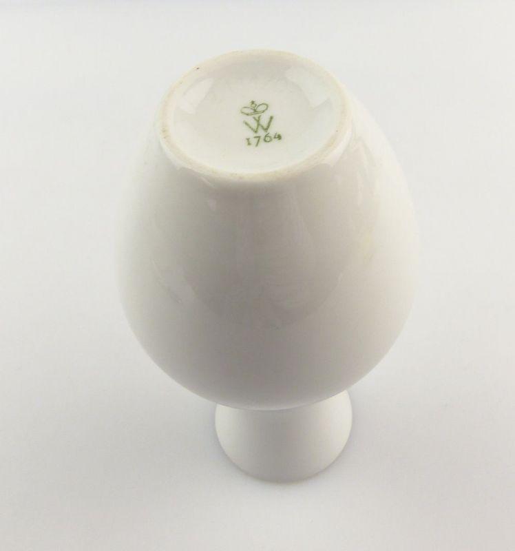 #e4844 Hübsche kleine Porzellan Vase von Wallendorf 4
