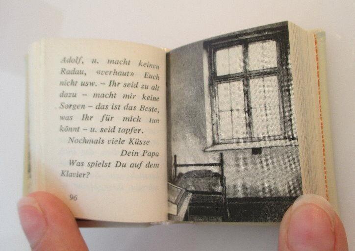 Minibuch: Karl Liebknecht Briefe aus dem Zuchthaus bu0146 4