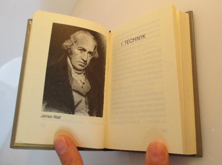 Minibuch: Technik im Zitat Peter Hoßfeld und Michael Strich bu0145 3