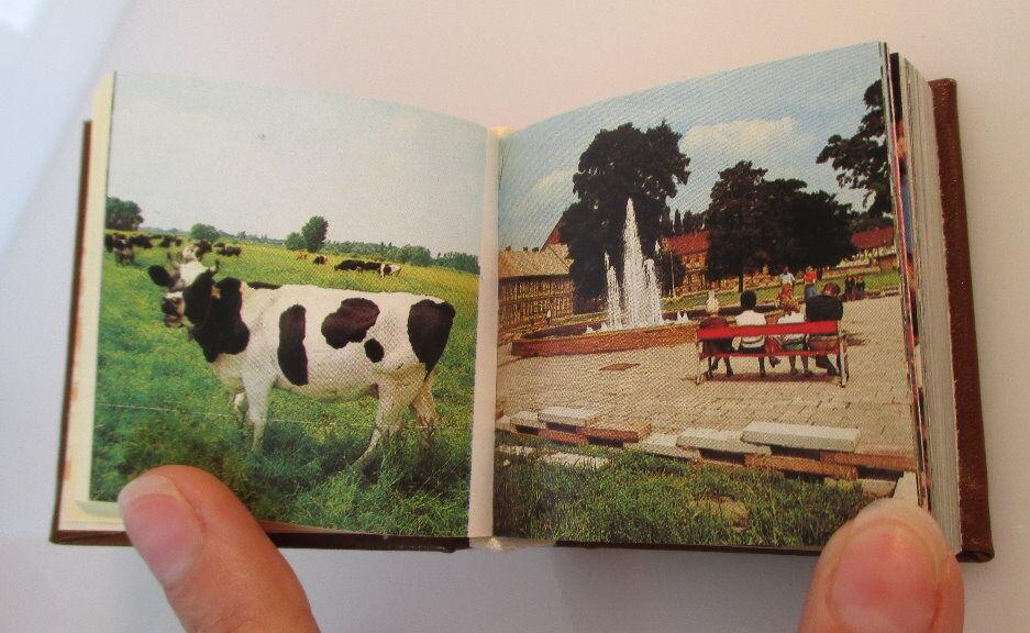 Minibuch: Bezirk Magdeburg Verlag Zeit im Bild Dresden 1984 bu0142 3