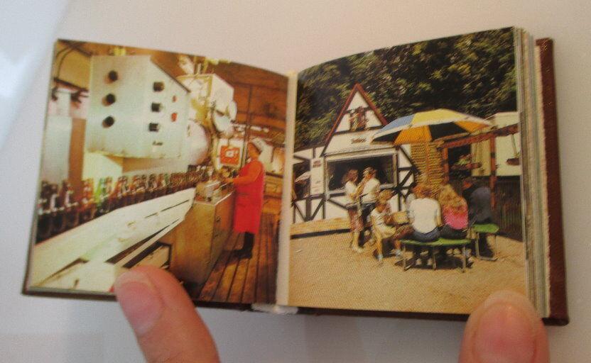 Minibuch: Bezirk Magdeburg Verlag Zeit im Bild Dresden 1984 bu0142 4