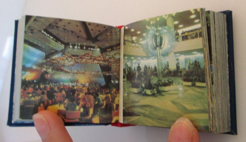 Minibuch: Berlin capital of the GDR Buch in englischer Sprache bu0141 4