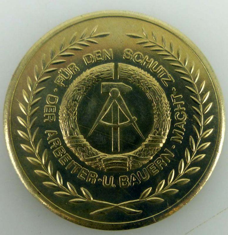 Medaille Salut DDR 30 für unser sozialistisches Vaterland- wachsam und gefechtsb 2