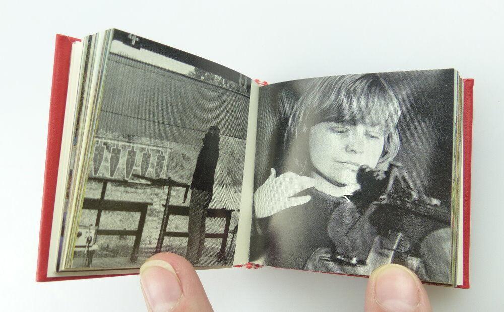 Minibuch: Bekenntnis und Tat Leipzig 1979 Offizin Andersen Nexö e253 4