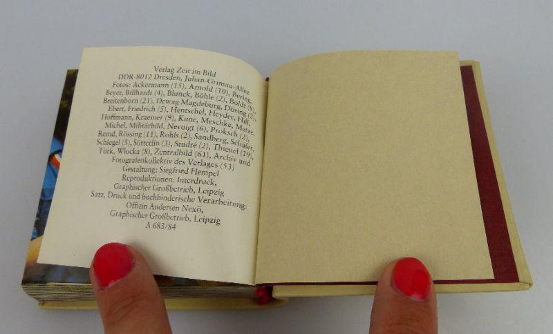 Minibuch: Deutsche demokratische Republik Offizin Andersen Nexö bu0298 5