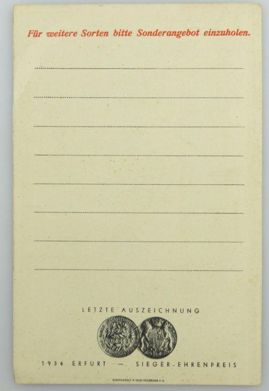 Original alte Preisliste  Fulda Lauterbach Hessen e942 1
