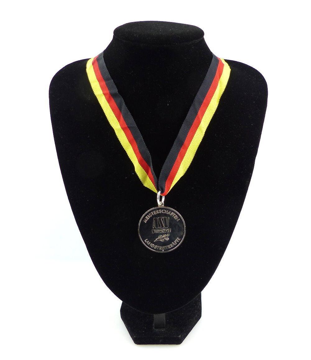 #e4163 DDR Medaille ASV Meisterschaften Vorwärts Landstreitkräfte 0