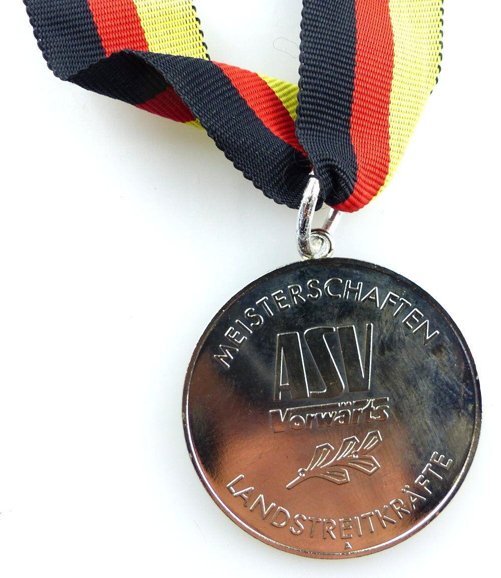 #e4163 DDR Medaille ASV Meisterschaften Vorwärts Landstreitkräfte 1