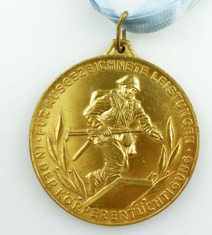 #e4162 DDR Medaille Bestenermittlung der Zollverwaltung der DDR 1