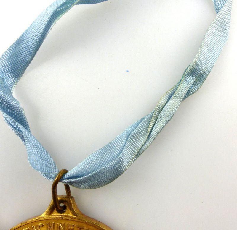 #e4162 DDR Medaille Bestenermittlung der Zollverwaltung der DDR 3