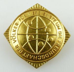 Abzeichen: LIGA für Völkerfreundschaft der DDR Für Verdienste um die, Orden3231